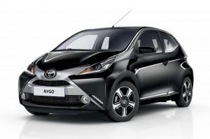 Toyota aygo 2016